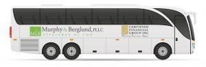 Murphy Berglund Seminole County Bus Tour